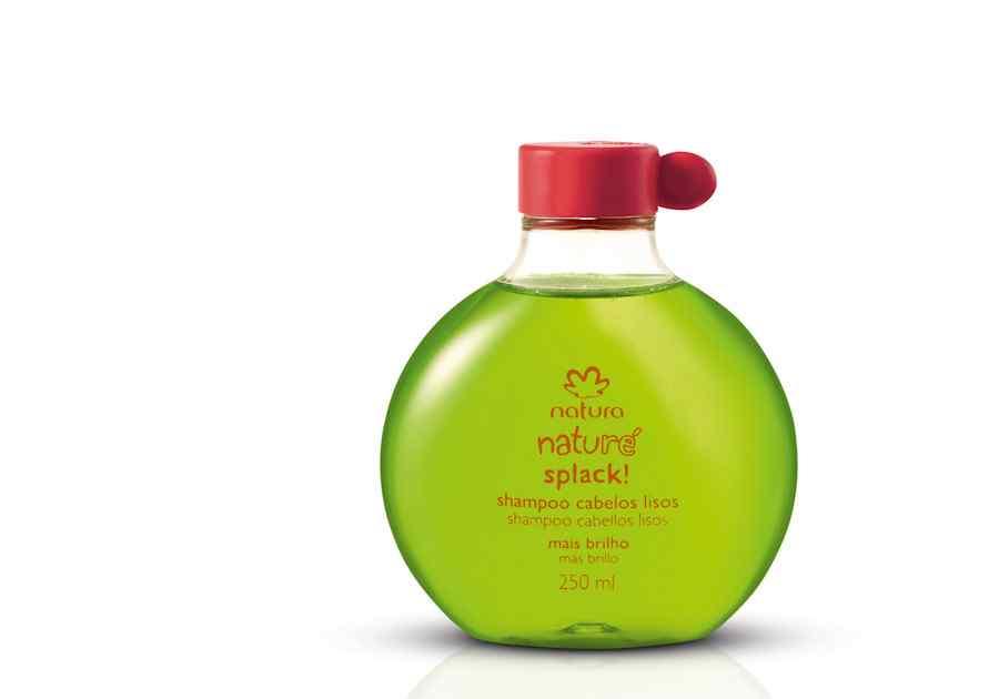 Splack! Shampoo Cabelos Lisos Naturé - 250ml - 27387