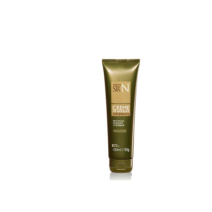 Creme de Barbear Espumante Sr N - 100ml/80g - 29965