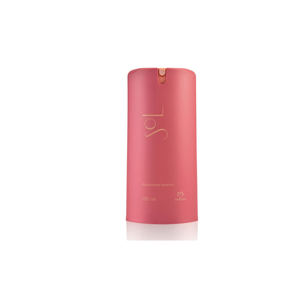 Desodorante Spray Sol Feminino - 100ml - 36064