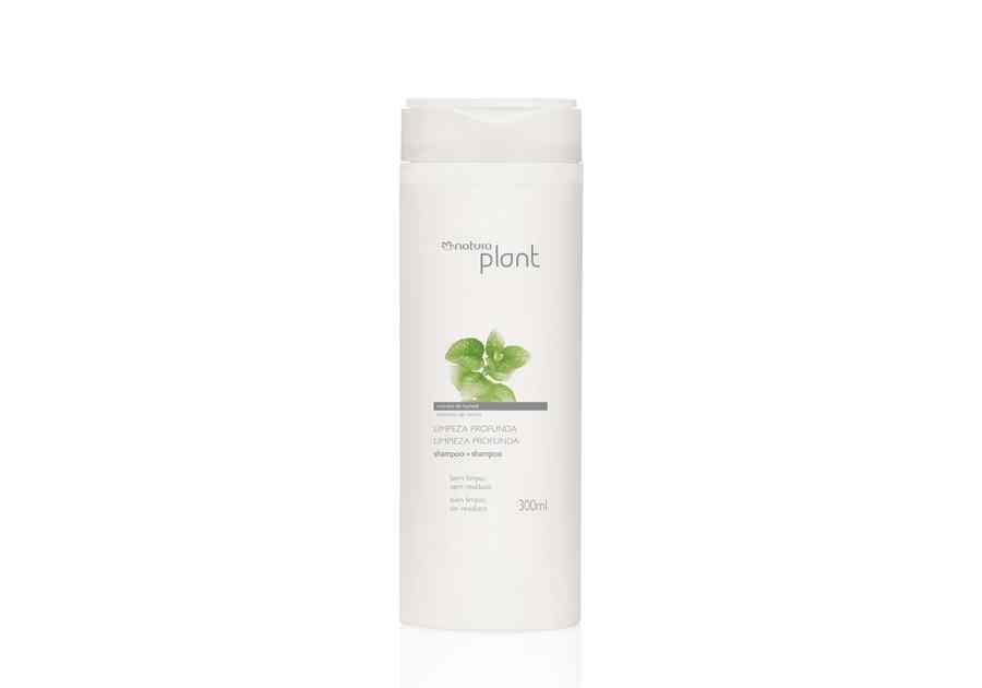 Shampoo Limpeza Profunda Plant - 300ml - 37708