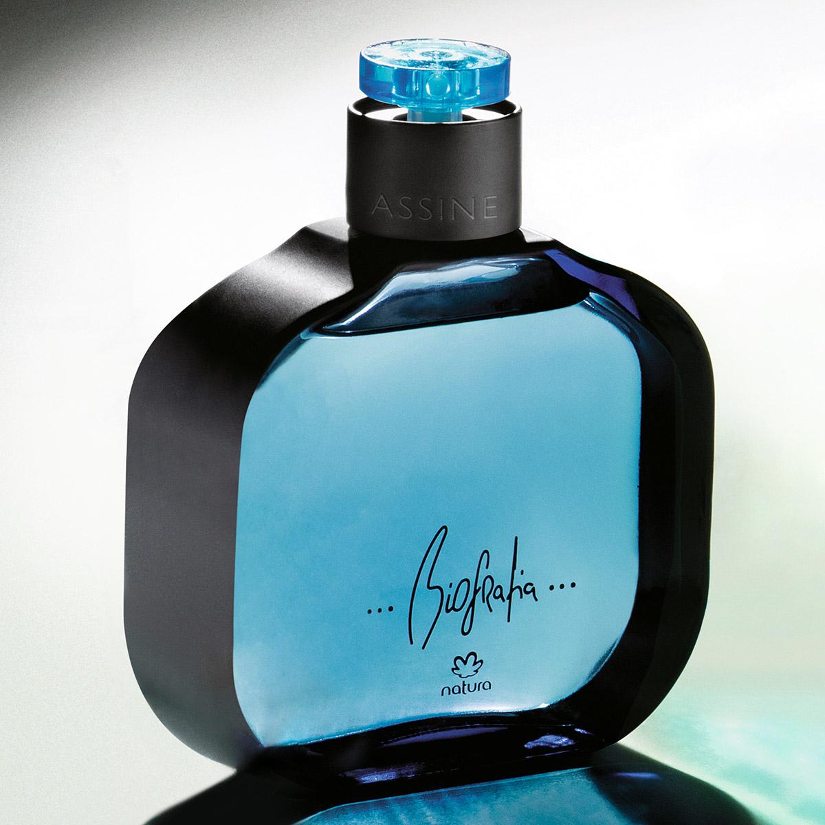 Desodorante Colônia Biografia Masculino - 100ml - 39924