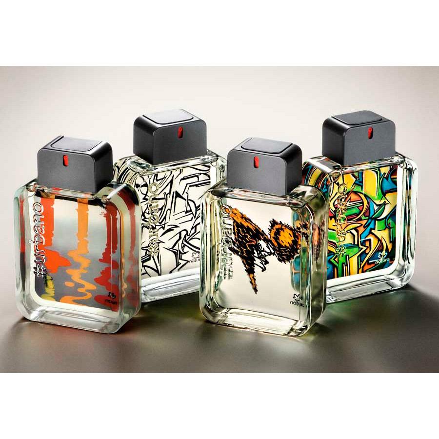Desodorante Colônia #Urbano Masculino - 100ml - 42364