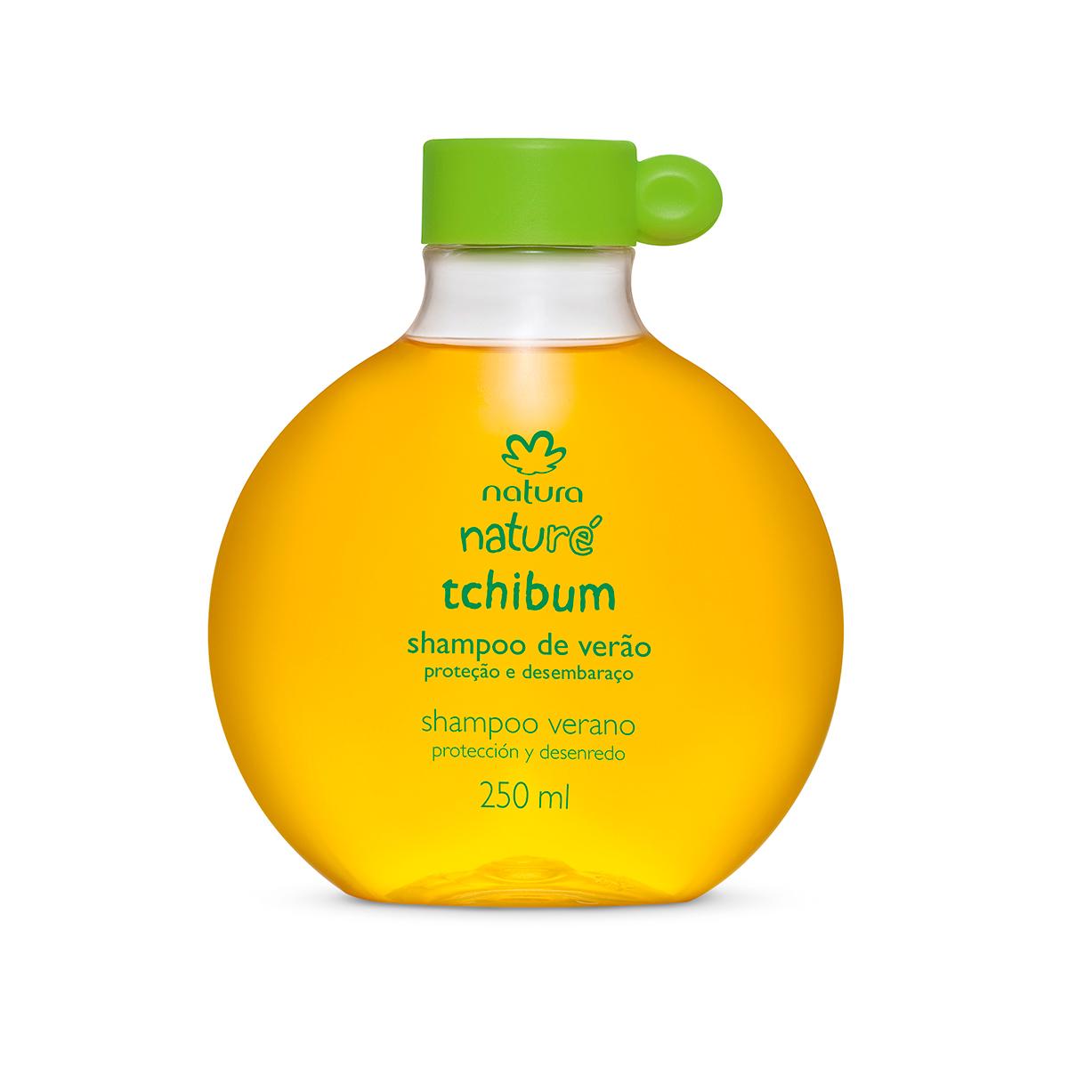 Tibum Shampoo Desembaraçante Naturé - 250ml - 43495
