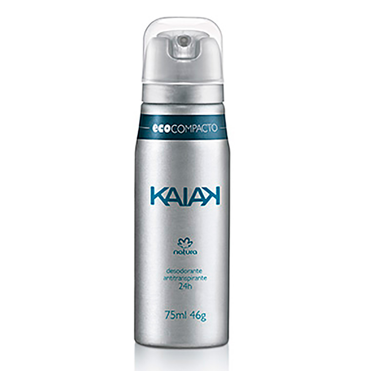 Desodorante Antitranspirante Aerossol Kaiak - 75ml/46g - 46439
