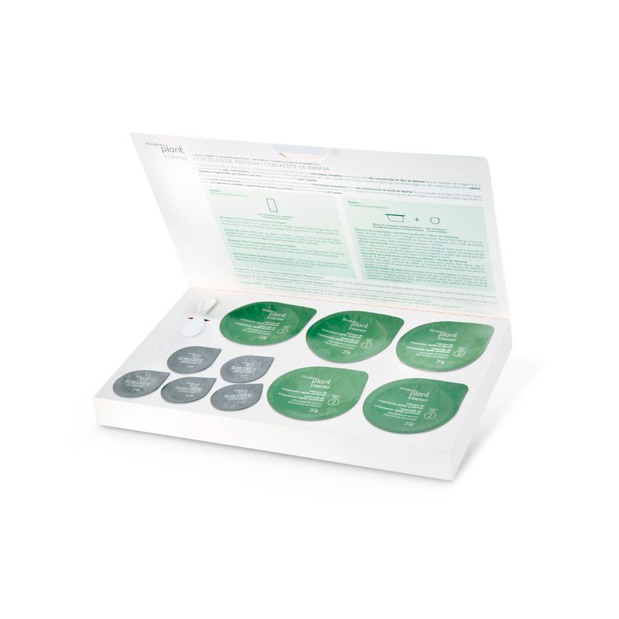 Kit Terapia Capilar Natura Plant - Máscara + Elixires + Estojo - 47691