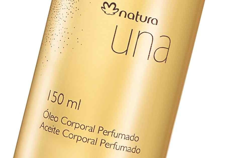 Óleo Desodorante Corporal Perfumado Una - 150ml - 55116