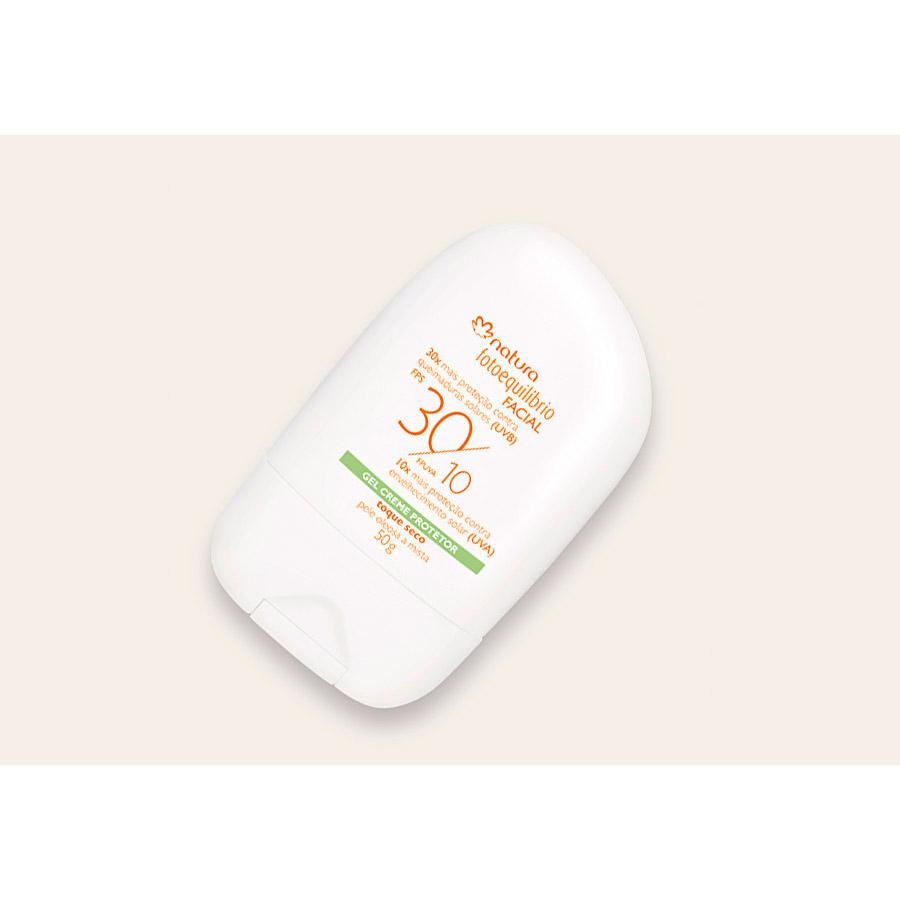 Gel Creme Protetor Facial Pele Mista a Oleosa Fotoequilíbrio FPS30/FPUVA 10 - 50g - 55972