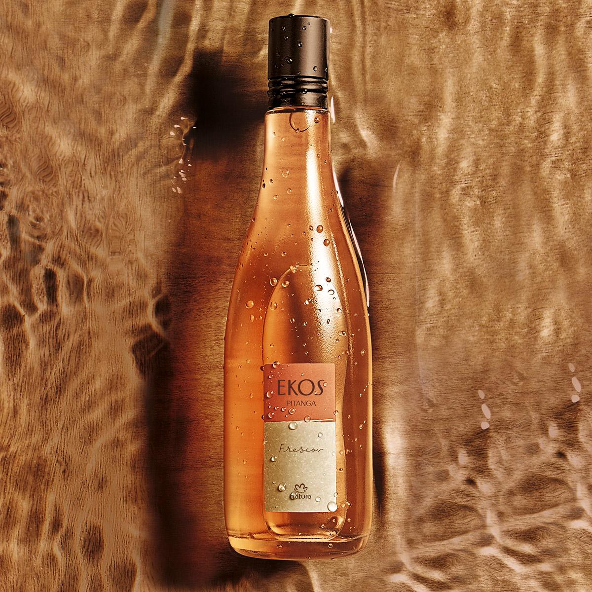Desodorante Colônia Frescor Feminino Ekos Pitanga - 150ml - 58417