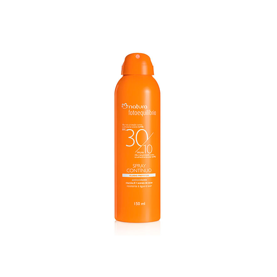 Fluído Protetor Spray Contínuo Fotoequilíbrio - FPS30 - 150ml - 58546