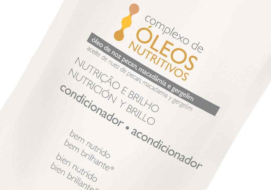 Refil Condicionador Nutrição e Brilho Plant - 300ml - 58808