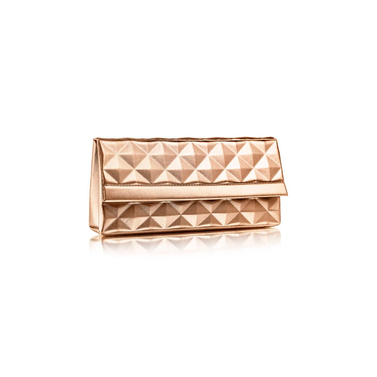 Bolsa-clutch Dourada Essencial Exclusiva - 58866