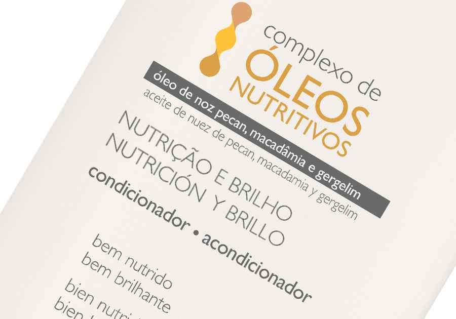 Condicionador Nutrição e Brilho Plant - 300ml - 60001