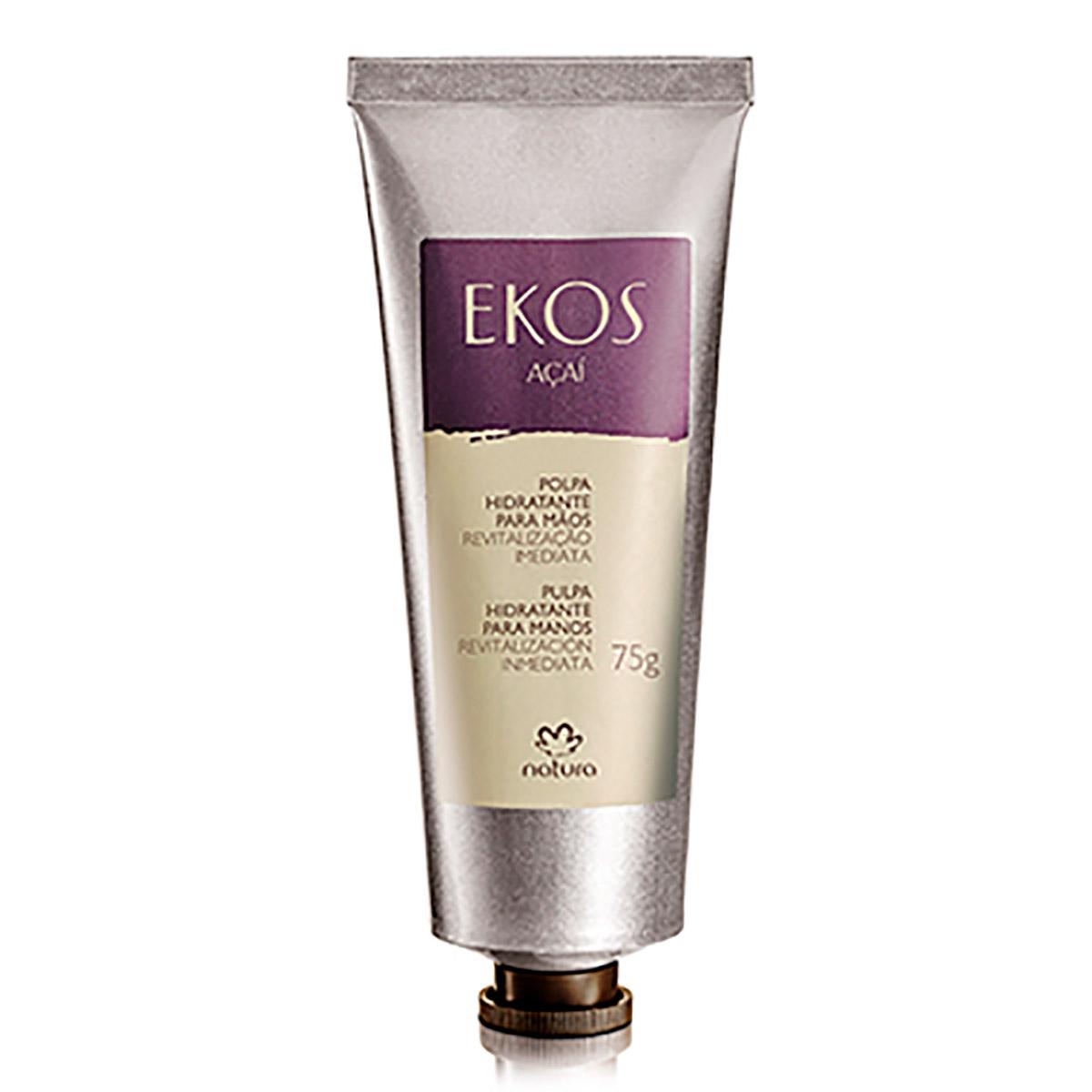 Polpa Hidratante para Mãos Açaí Ekos - 75g - 62525