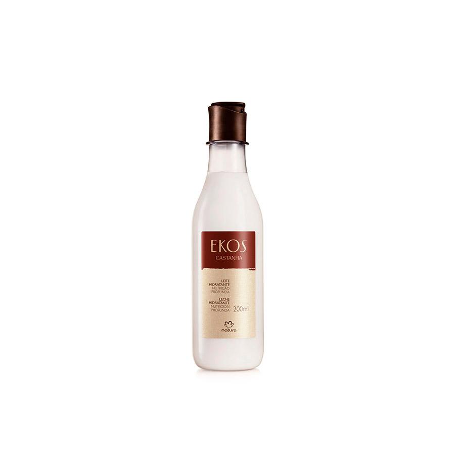 Leite Hidratante Castanha Ekos - 200ml - 62531