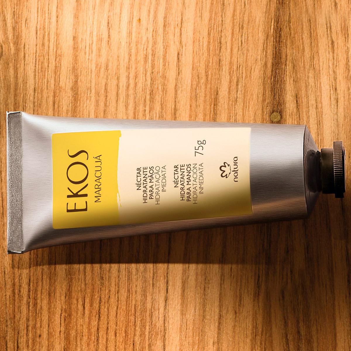Néctar Hidratante para Mãos Maracujá Ekos - 75g - 62731