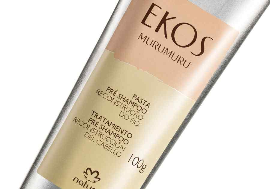 Pasta Pré Shampoo Ekos Murumuru - 100g - 62891
