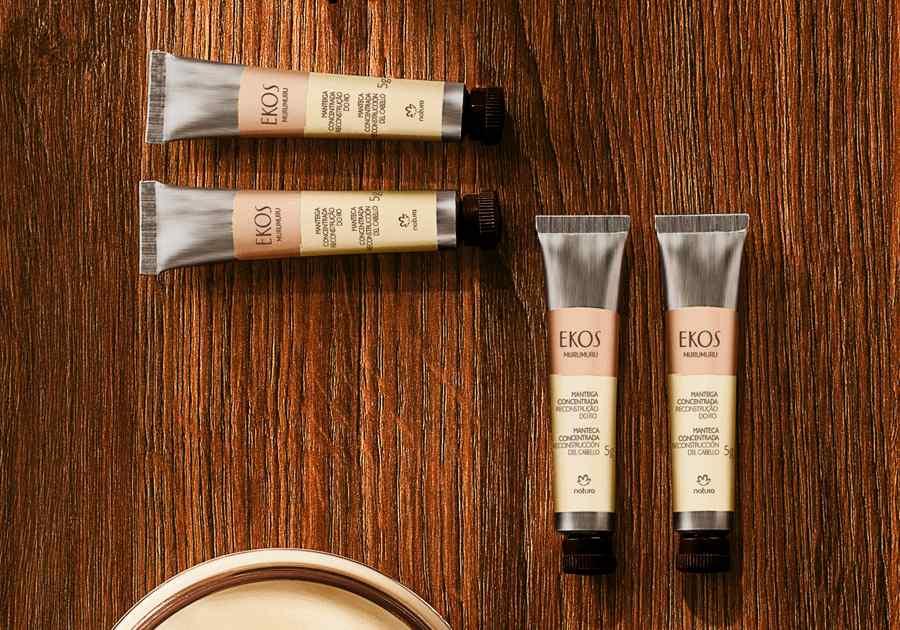 Manteiga Concentrada Murumuru Ekos - 4un de 5g cada - 62947