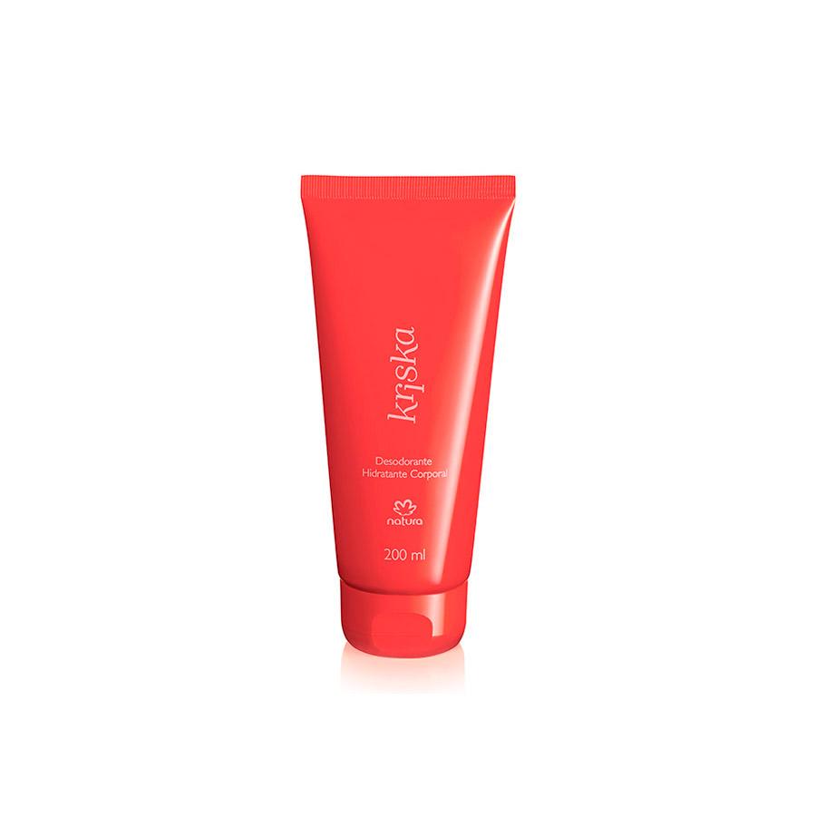 Desodorante Hidratante Corporal Kriska - 200ml - 63514