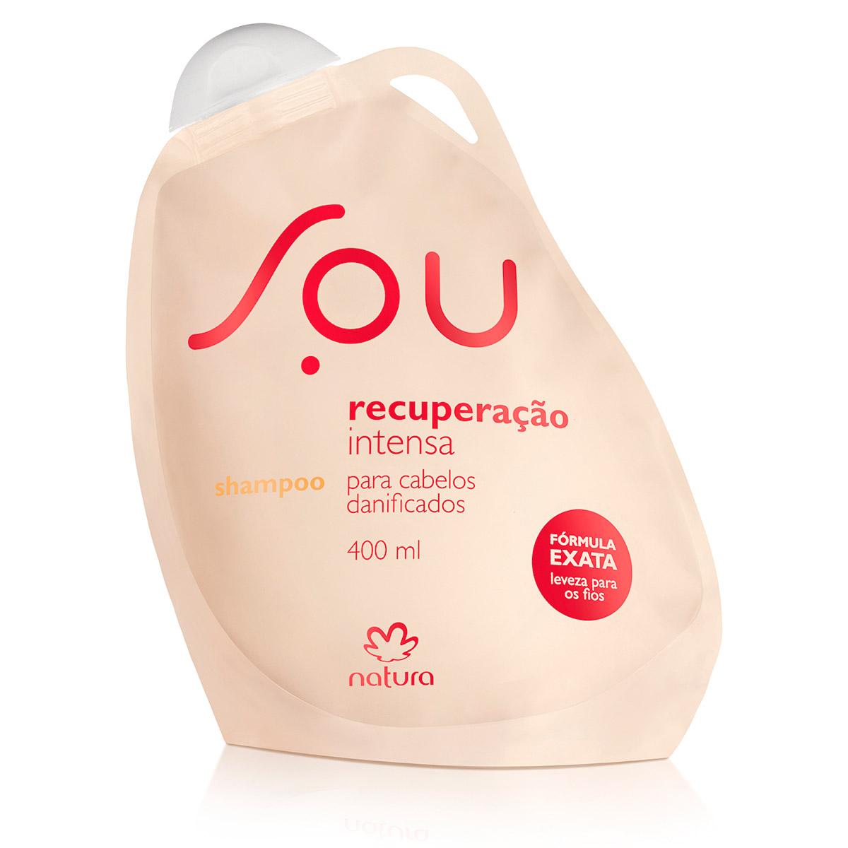 Shampoo Recuperação Intensa SOU - 400 ml - 63896