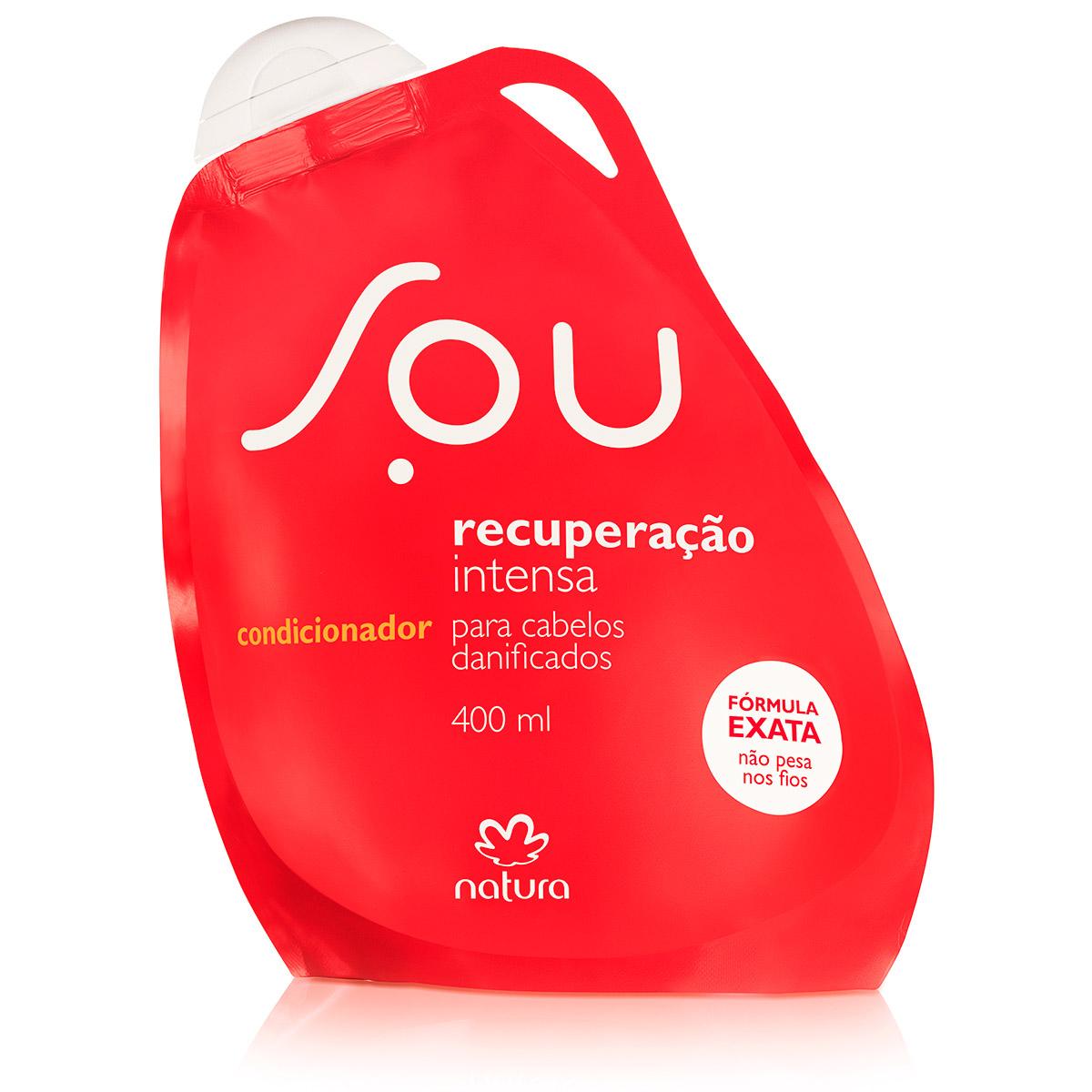 Condicionador Recuperação Intensa SOU - 400 ml - 63901