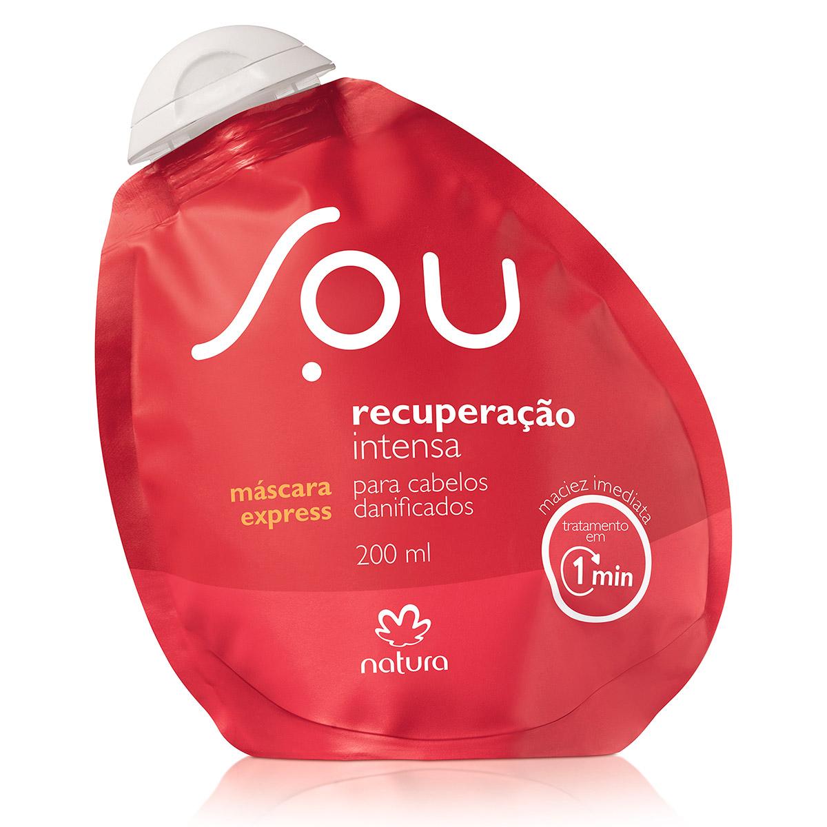 Máscara Express Recuperação Intensa SOU - 200ml - 63971