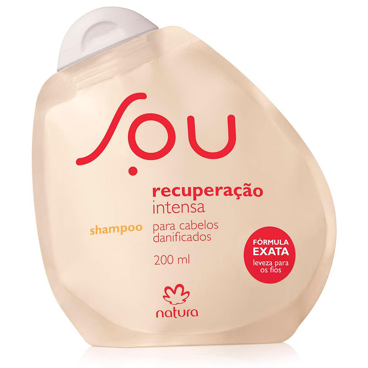 Shampoo Recuperação Intensa SOU - 200ml - 63975