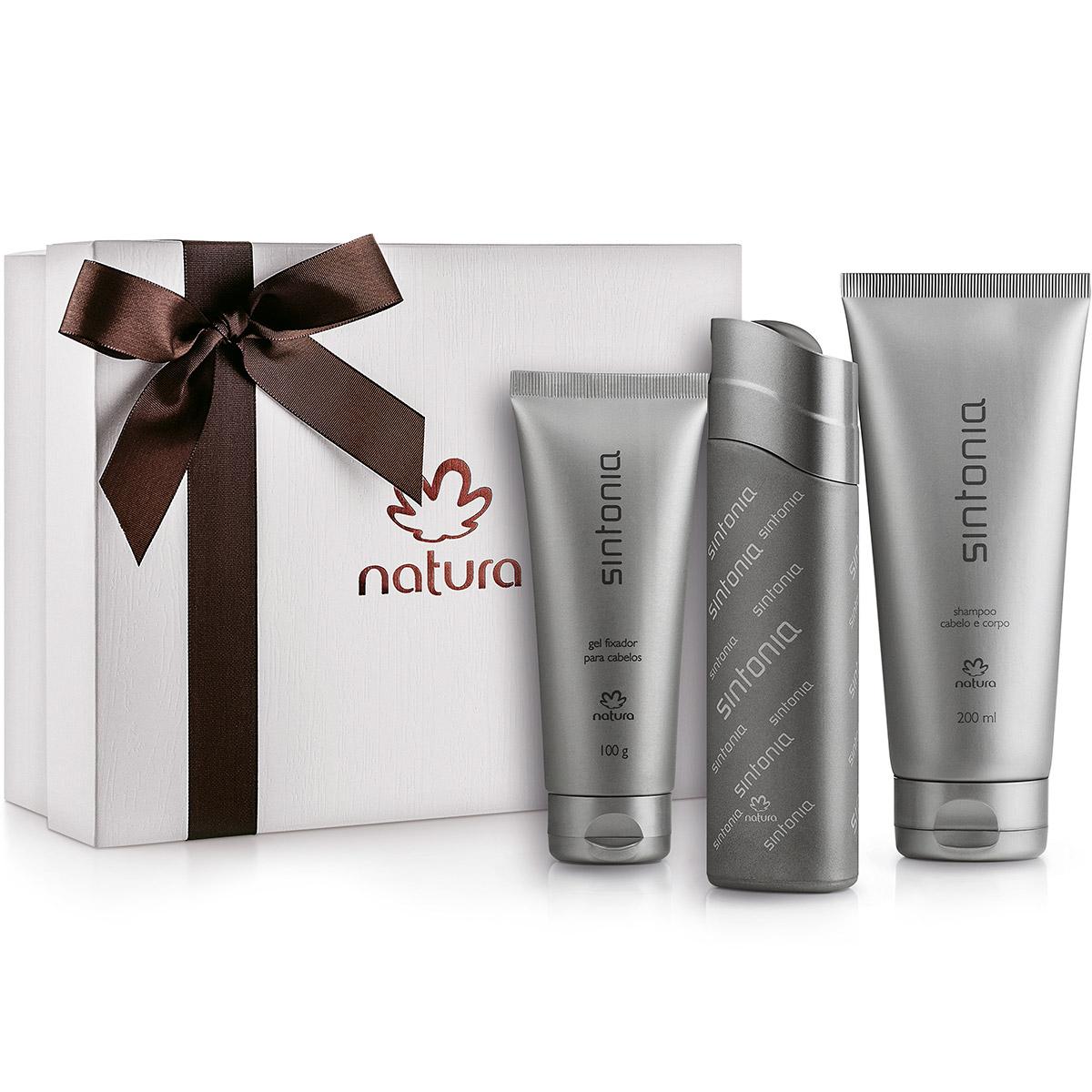 Presente Natura Sintonia Exclusivo - 67329