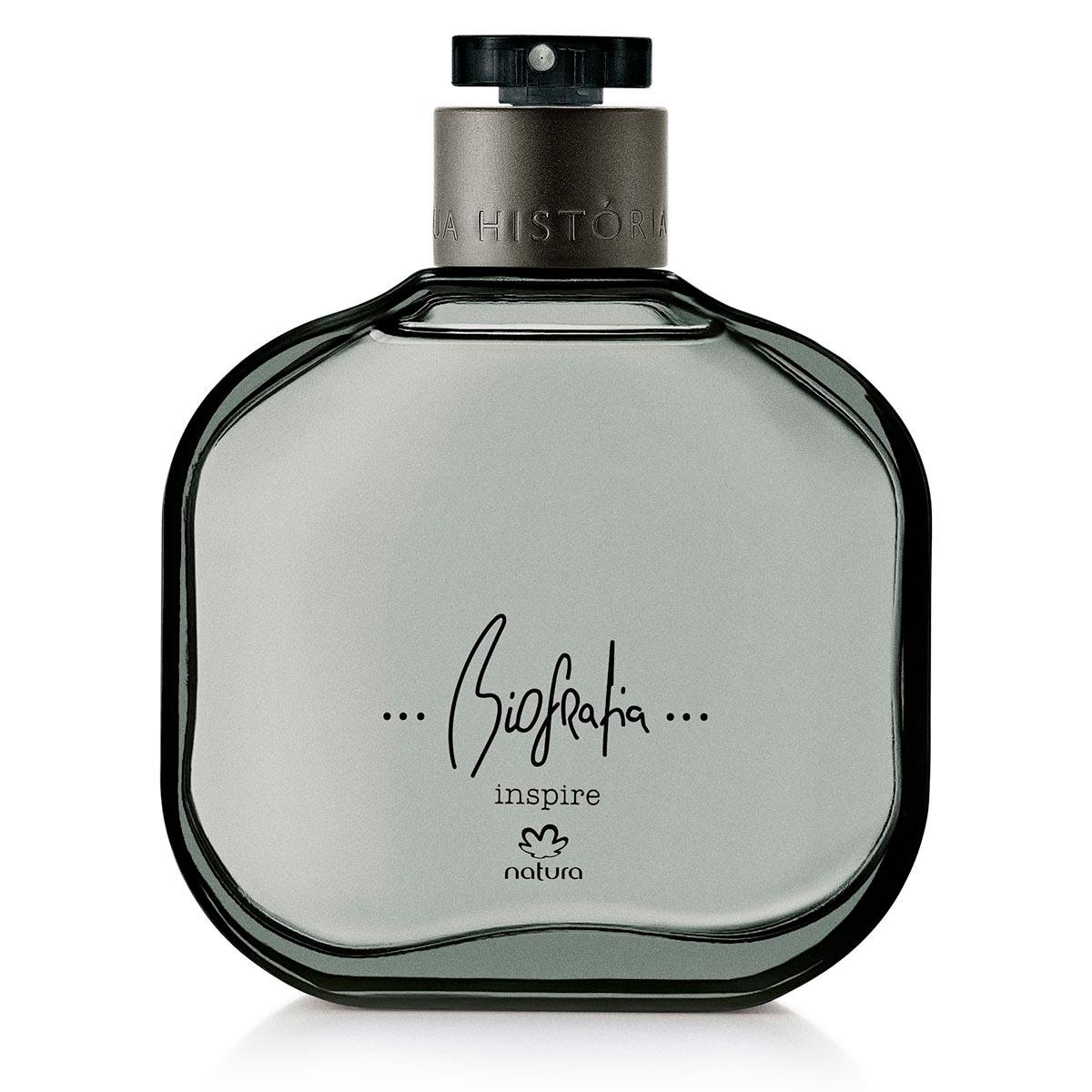 Desodorante Colônia Biografia Inspire Masculino - 100ml - 68410