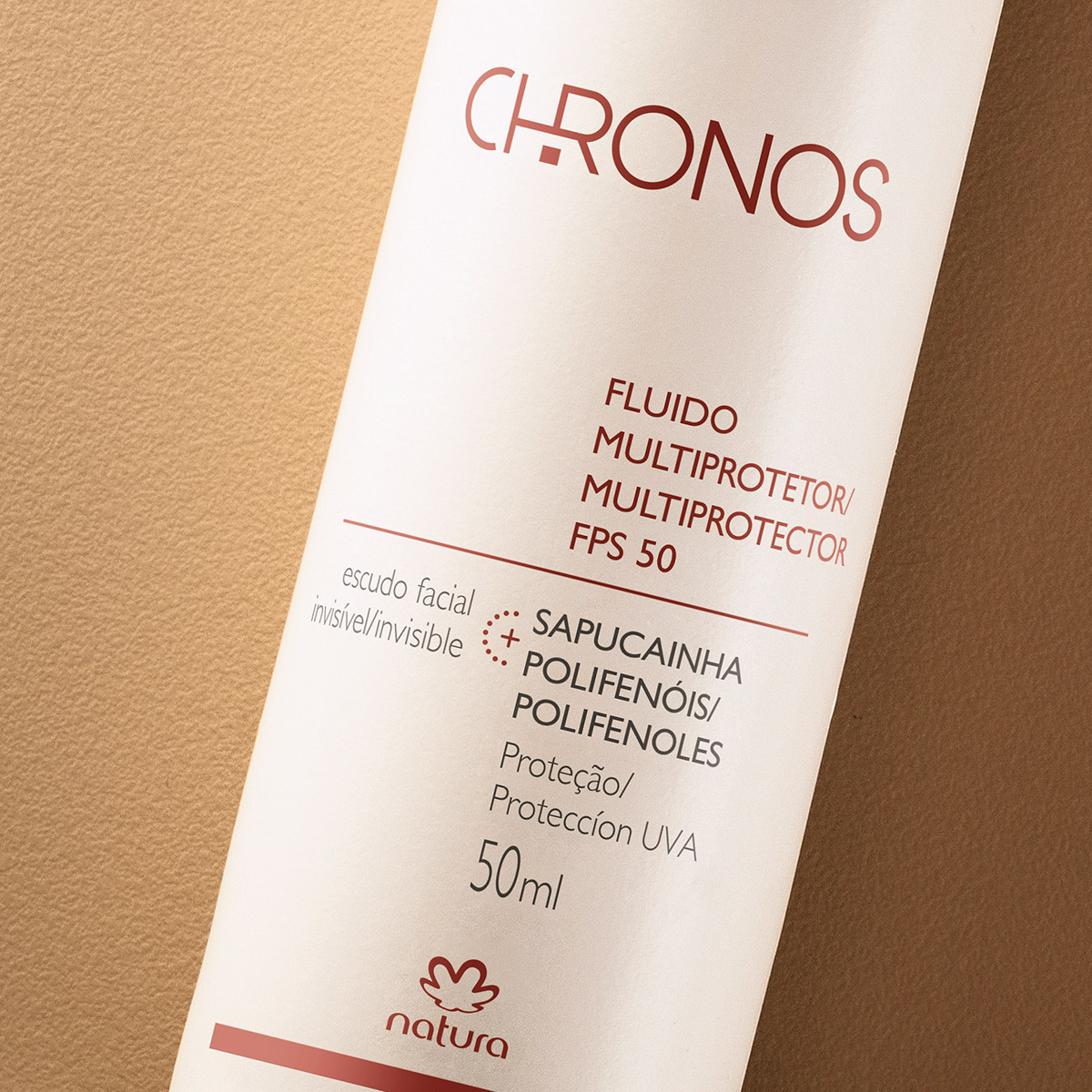 Fluido Multiprotetor Chronos FPS 50 - 50ml - 68542
