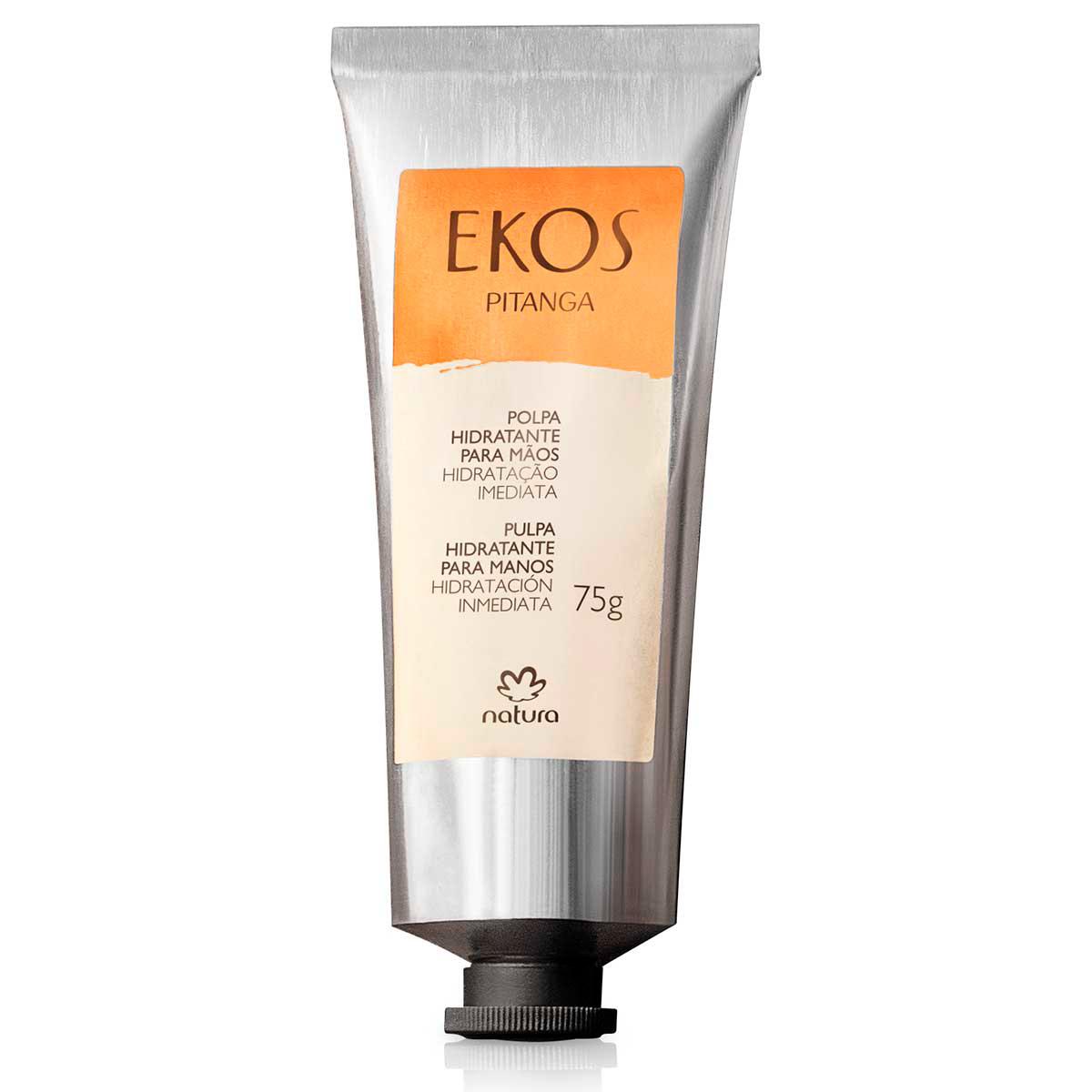 Polpa Hidratante para as Mãos Ekos Pitanga - 75g - 68650