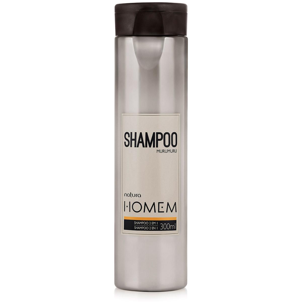 Shampoo 2 em 1 Natura Homem - 300ml - 78904
