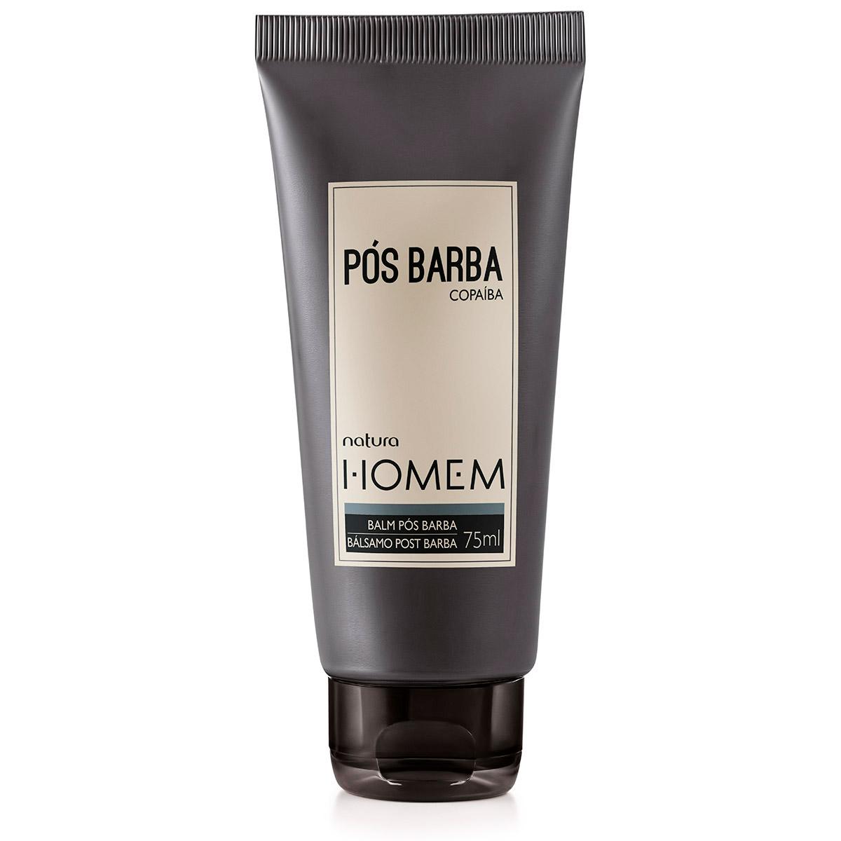Balm Pós-barba Natura Homem - 75ml - 78909
