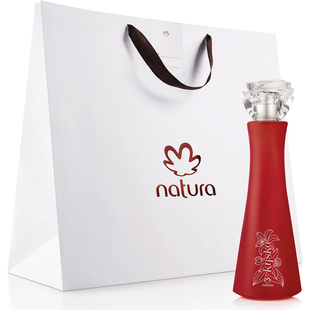 Presente Natura Colônia Kriska Feminino - 80412