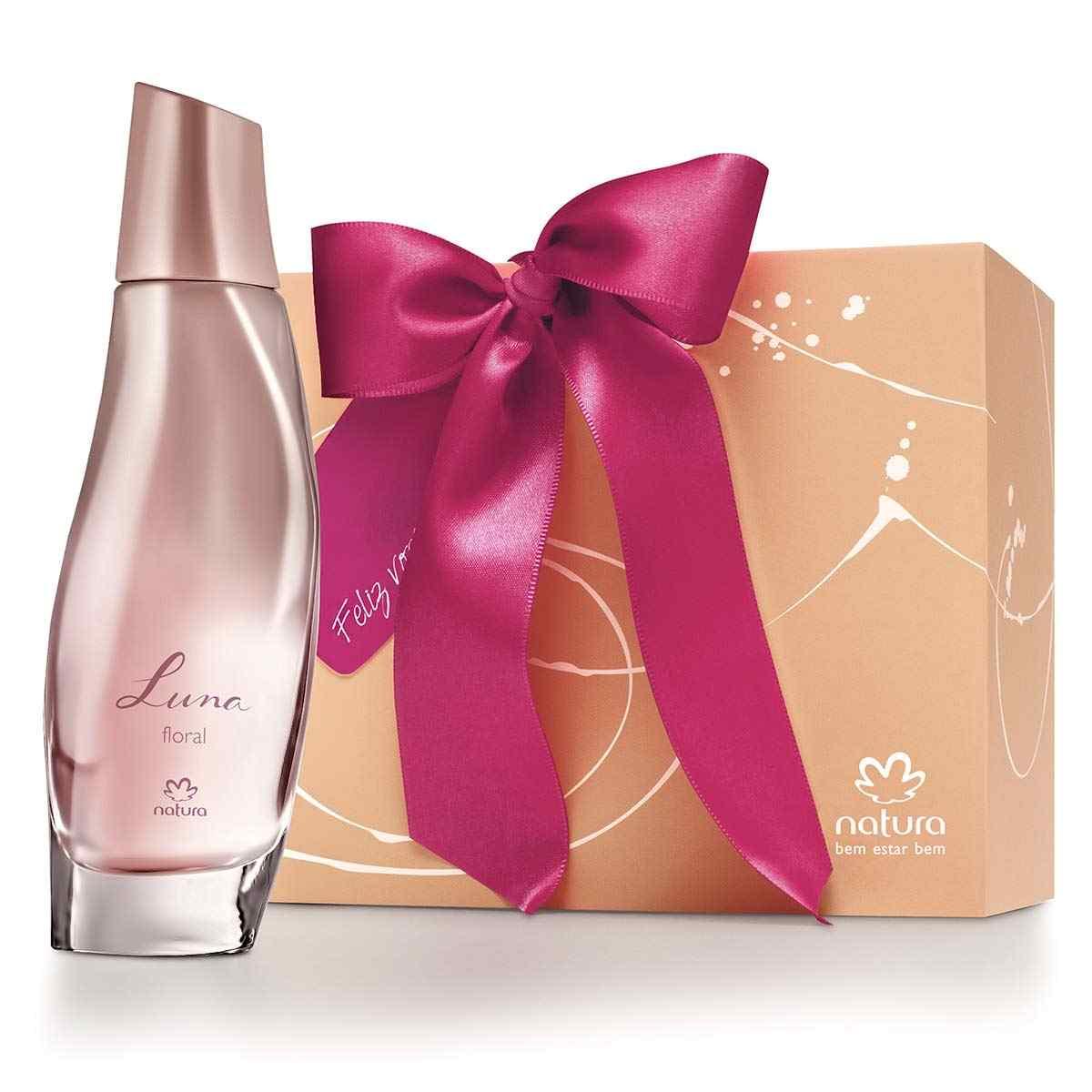 Presente Luna Floral - 83434