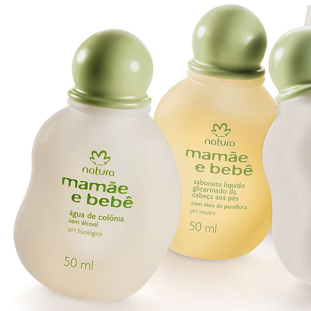 Conjunto Natura Mamãe e Bebê Miniaturas - 83952
