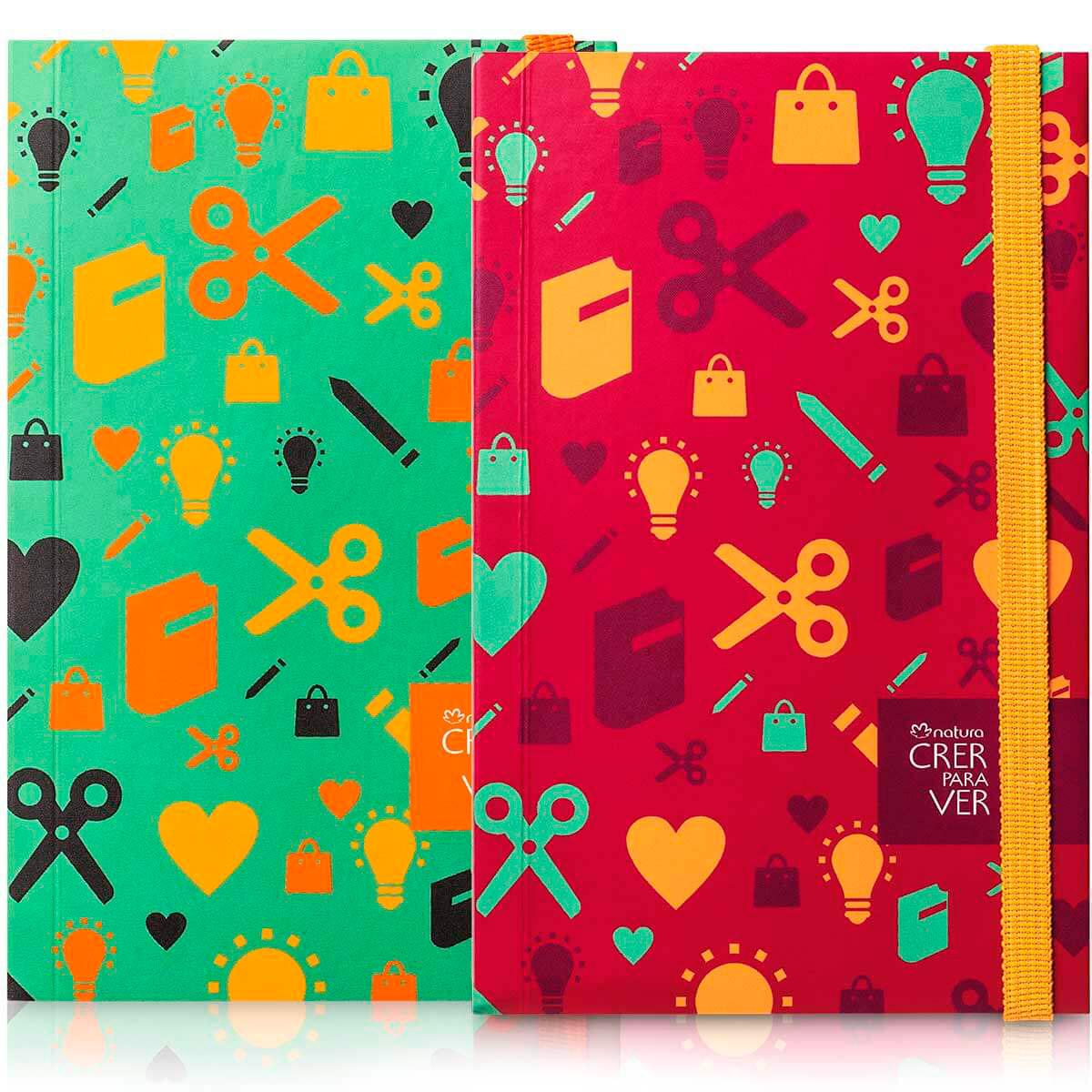 Cadernos de Anotações Crer Para Ver - 84948